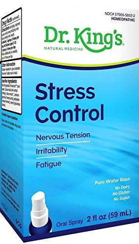 Stress Control Dr King Natural Medicine 2 oz Liquid