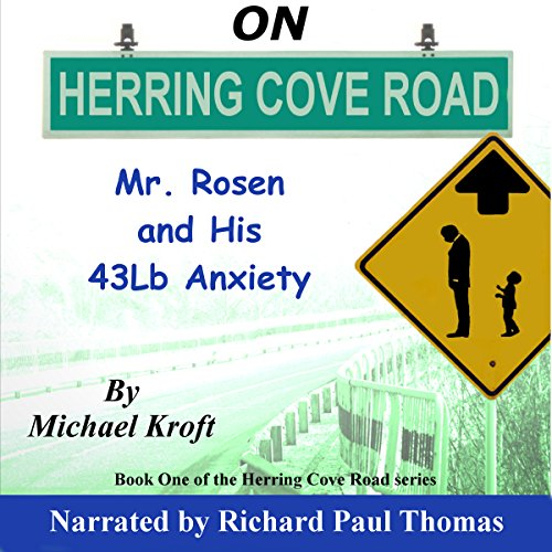 On Herring Cove Road audiobook cover art