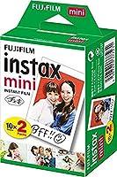 FUJIFILM 富士胶片 一次成像相机 趣奇专用相纸 20片装 INSTAX MINI JP 2