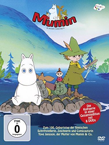 Mumin - Gesamtedition (8 DVDs)