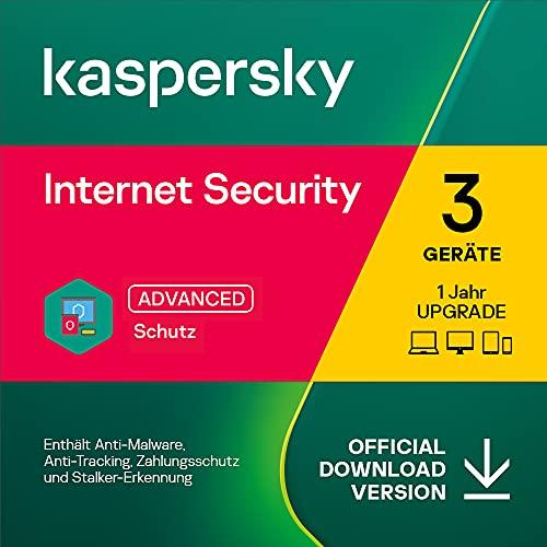 Kaspersky Internet Security 2021 Upgrade...