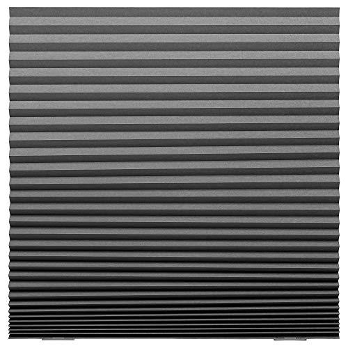 Ikea 903.695.07 Schottis Verdunkelungsplissee dunkelgrau