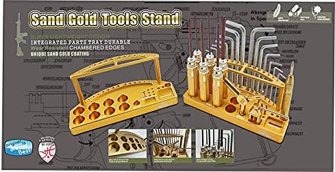 ULTRAFORCE Airsoft Tooling KIT 12 Ranking TOP8 free in with 1 Tools Sand St Gold