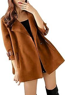 amazon giacca in renna donna