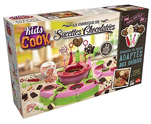 Fabbricazione di ciucci cioccolato