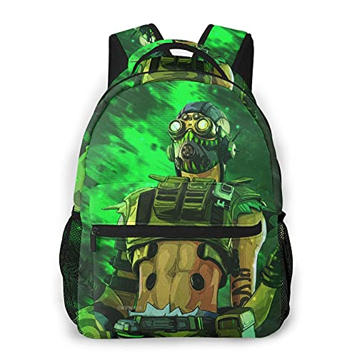 VJSDIUD Mochila Design Boys Girls School Bag Octane-Apex School Backpacks For Kids Laptop Daypack Traveling