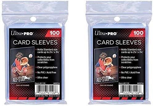 Ultra Pro Soft Standard Regular 400...