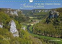 JahresZeiten an der Oberen Donau (Wandkalender 2022 DIN A4 quer): Landschaftsfaszinationen fuer jeden Monat (Monatskalender, 14 Seiten )