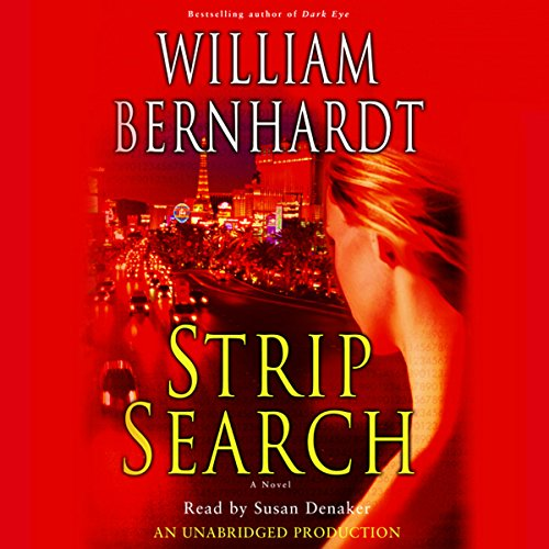 Strip Search audiobook cover art