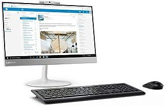 "Lenovo V410z (10QV0004UK) - 21.5"" All-in-One PC Intel Core i5-7400T 2.4GHz Max Turbo Speed 3.0GHz Quad-Core Processor, 4GB..."