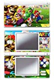 Mario Party Game Skin for Nintendo DS Lite Console