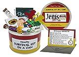 Survival Kit In A Can Geschenkdose 'Retirement', Überlebensausrüstung für die Rente Geschenk für...