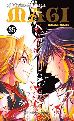 Magi El laberinto de la magia nº 35/37 (Manga Shonen)
