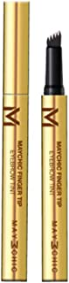 Maychic Eyebrow Pen Pencil Tint Long Lasting Self Tanning For Up To 9 Days (Light Brown)