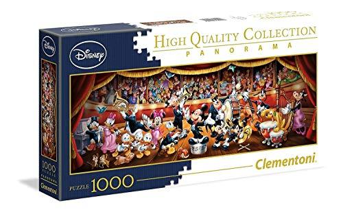 4456 ディズニー オーケストラ ジグソーパズル パズル 1000ピース  Disney [並行輸入品]