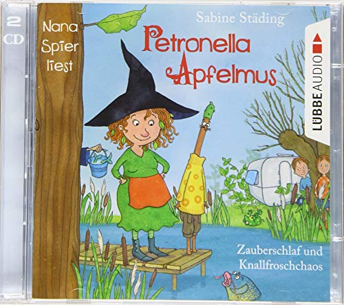 Petronella Apfelmus - Zauberschlaf und Knallfroschchaos: Teil 2.