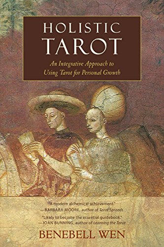 tarot book the Holistic Tarot: An Integrative Approach to Using Tarot for Personal Growth