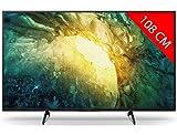 Abbildung 4K LED TV 108cm KD-43X7056