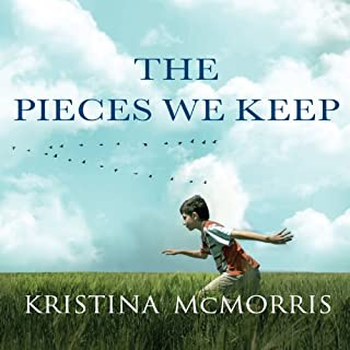 The Pieces We Keep audiobook cover art