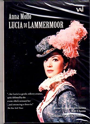 Donizetti - Lucia di Lammermoor / Cillario, Moffo, Kozma [Reino Unido] [DVD]