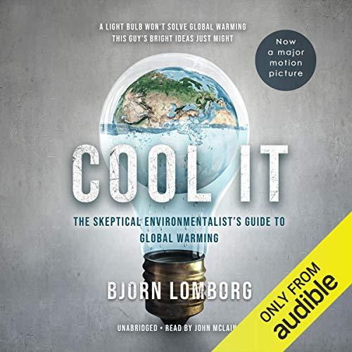 Cool It audiobook cover art