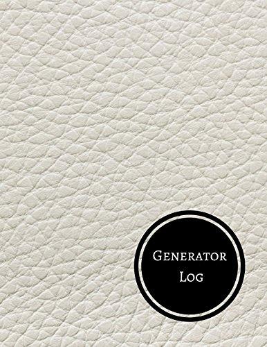 Generator Log: Generator Log