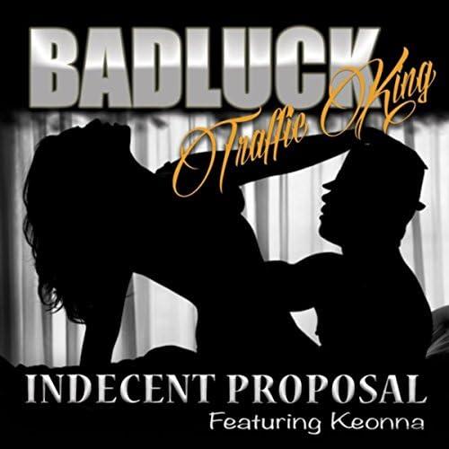 Badluck Traffic King feat. Keonna