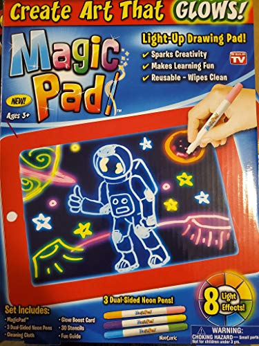 Ontel Bonus Magic Pad Deluxe...