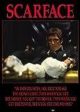 Scarface - Power - Filmposter Kino Movie Al Pacino -