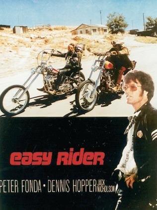 Poster Easy Rider, (Buscando mi destino)