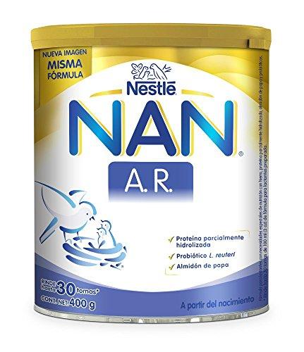 Leche De Continuación Nestle marca NAN