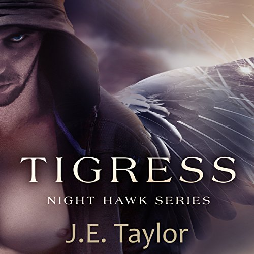 Tigress audiobook cover art