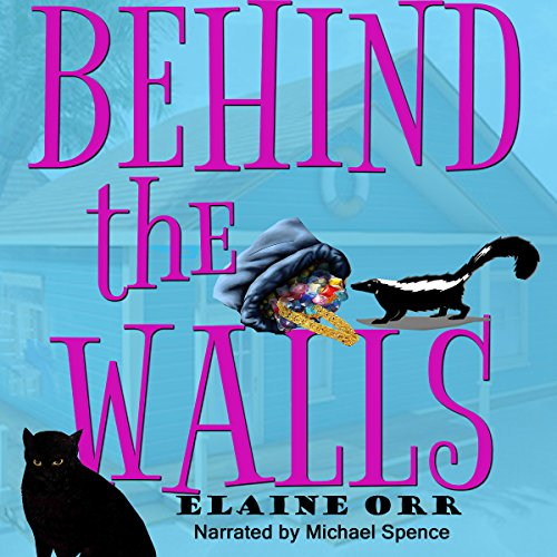 Behind the Walls audiobook cover art