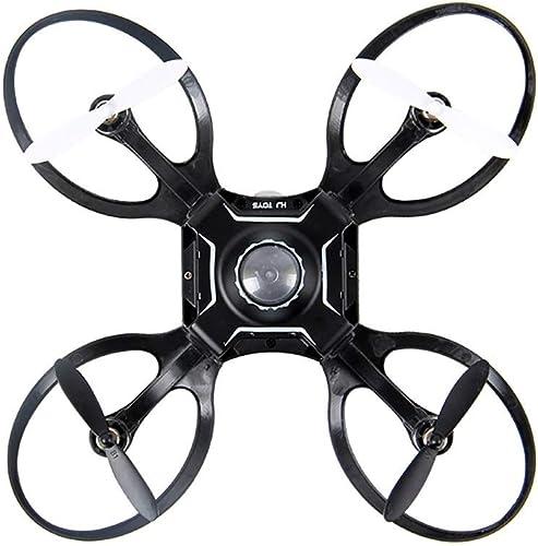 NuoEn Pocket UAV Drohne HD Luftaufnahmen Lange Zeit Quadcopter Flugzeuge Für Kinder Und Anf er Drohne Spielzeug Schwarz(ausgabe   Without Aerial Photography)