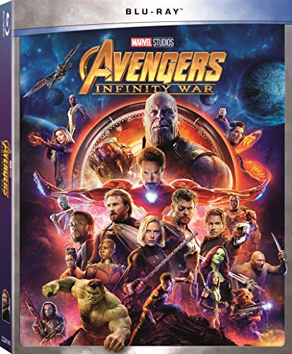 Marvel Studios Avengers: Infinity War (Blu-Ray)