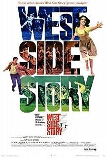 West Side Story POSTER Movie (27 x 40 inch - 69 cm x 102 cm) (1968) door decoratieve muurposter