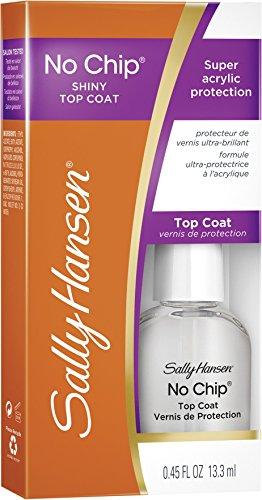 Sally Hansen No Chip Acryl-Überlack, Top Coat, gegen Absplittern, ausgezeichneter Acrylschutz,...