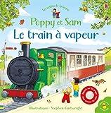 Poppy et Sam - Le train à vapeur - Les contes de la ferme