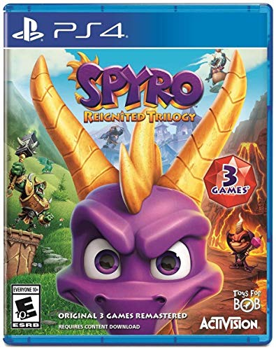 Spyro Reignited Trilogy – PlayStation 4 – Standard Edition