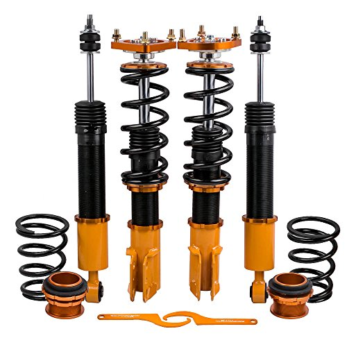 4PCS/Set Coilovers for Ford Mustang 4th Gen. 1994-2004 Suspension Spring Shock Absorber Struts Adj. Height & Mounts