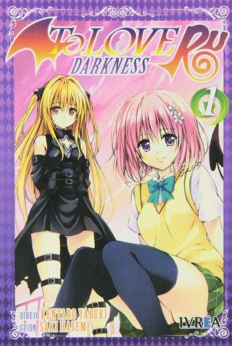 To Love Ru Darkness 01 (Shojo -To Love Ru Darkness)