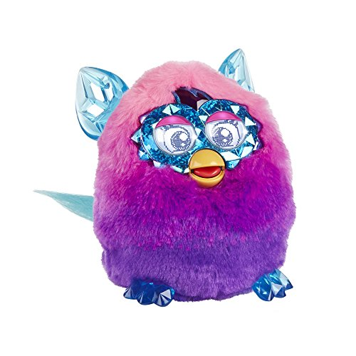 Hasbro Furby Boom Crystal Series Furby (Rosa/Viola)