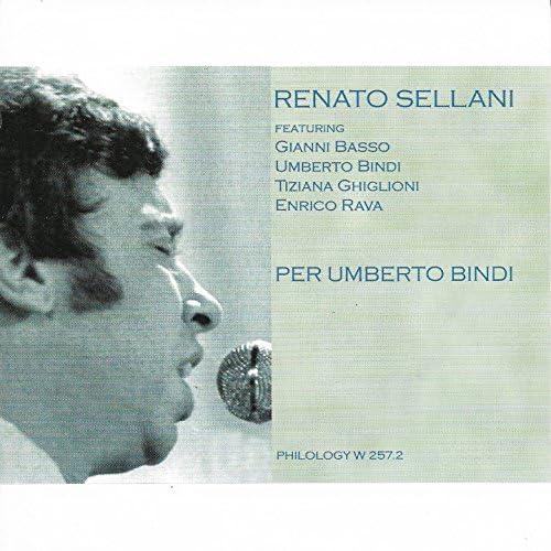 Renato Sellani feat. Gianni Basso, Umberto Bindi, Tiziana Ghiglioni & Enrico Rava