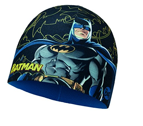 Buff Bonnet Microfiber Polar Junior Superheroes Dark Bat 2016