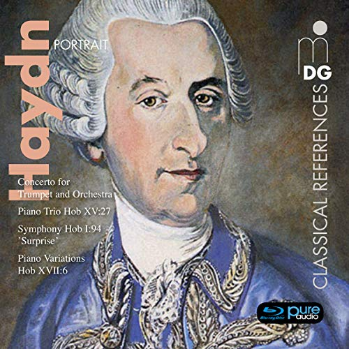 Haydn Portrait-Overtures-Concerto for Trumpet [Pure Audio Blu-ray + SACD]