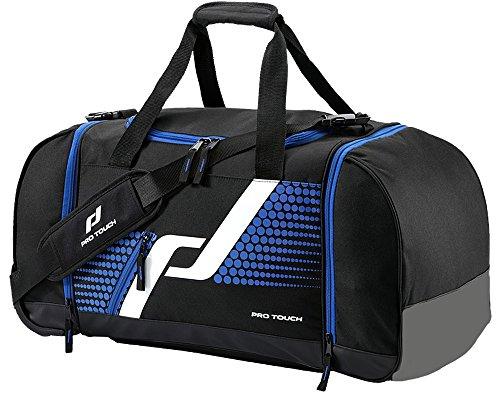 Pro Touch Sporttasche Teambag Force (Farbe/Größe: 900 schwarz/blau - M)