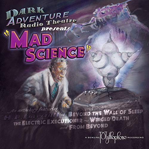 Mad Science cover art