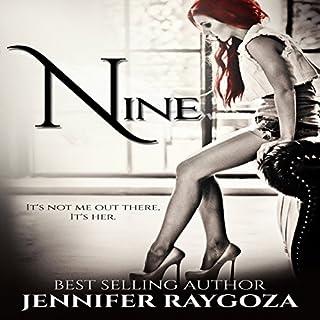 Nine audiobook cover art