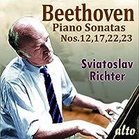 Beethoven Piano Sonatas Nos.12,17,22,23