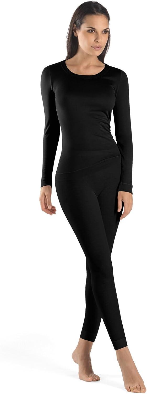 HANRO Women's Silk Super beauty product restock quality ! Super beauty product restock quality top! top Cashmere Sleeve Shirt Long